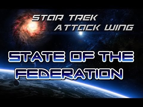 SotF Star Trek Attack Wing: Episode 3 (Cloaked Mines, Many vs Fewer Ships)