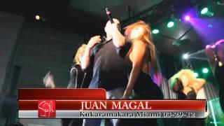 Juan Magan en Miami - Ella no sigue Modas - Bailando Por Ahi