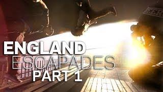ENGLAND ESCAPADES (Part 1 of 2) - Jesse La Flair