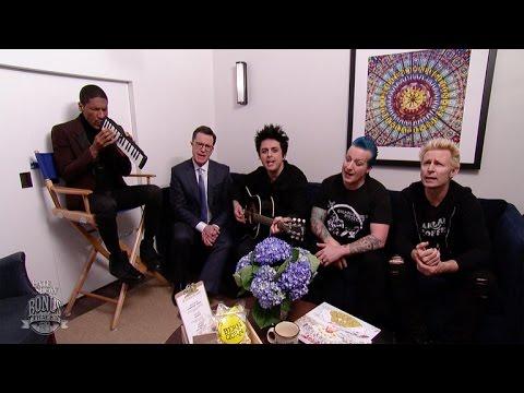 The Late Show Presents: Bonus Tracks, Green Day Edition
