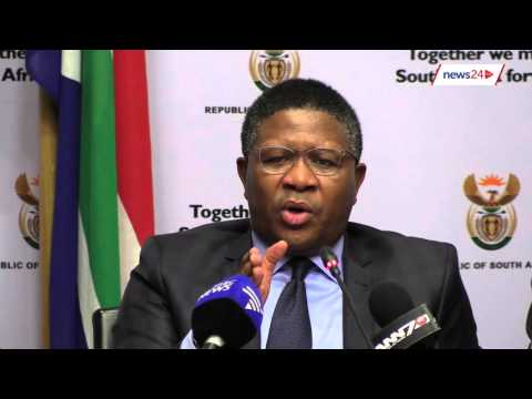SA won't be held ransom to Theunissen's 'drunkenness' - Mbalula