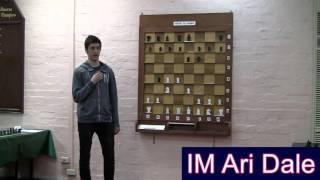 Repeat youtube video Chess Lecture - IM Ari Dale - Calculation