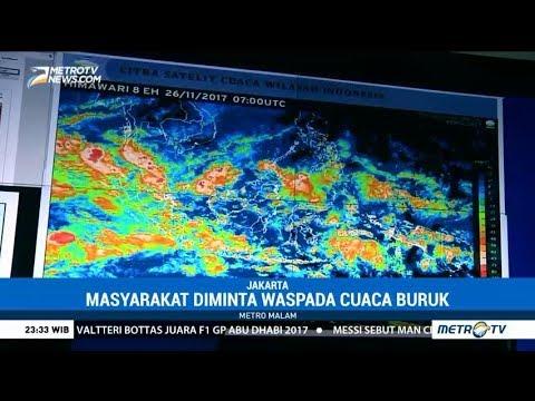 BMKG Imbau Masyarakat Waspada Cuaca Buruk