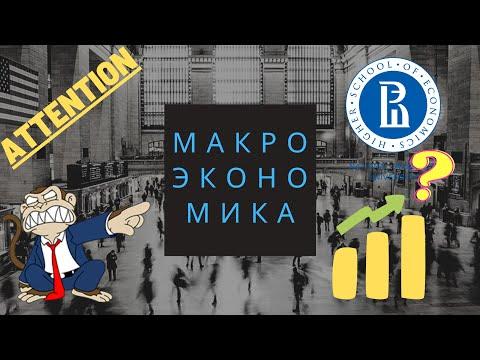 История макроэкономики