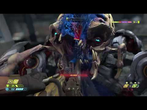 DOOM Eternal: Deluxe Edition - Gameplay 17 - Playstation 4 |