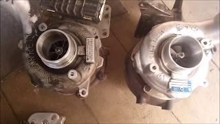 #058(1) шешу,бөлшектеу турбина 3.0 TDI Audi Q7,A6,VW Touareg