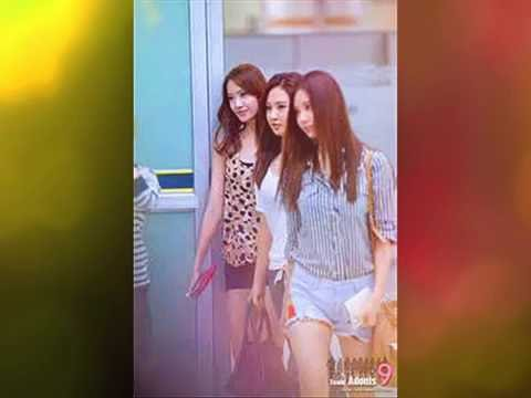 SNSD triplets/YoonYulSeo[2007-2015 compilation]