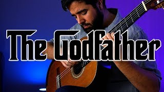 The Godfather Theme - Classical Guitar Cover (Beyond The Guitar)