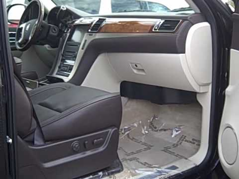 2009 Cadillac Escalade Esv Platinum Edition Wmv Youtube