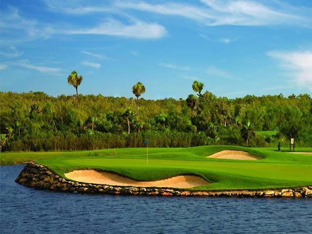 Moon Palace Golf Course Cancun