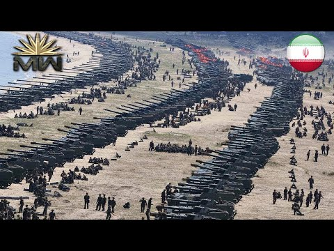 Iran Armed Forces with 11 Million SOLDIERS ⚔️ [Military Power]