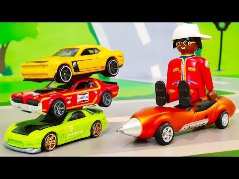 Машинки сюрприз мультфильм