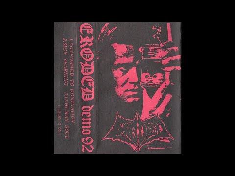 Eroded (Japan) - 1992 Demo