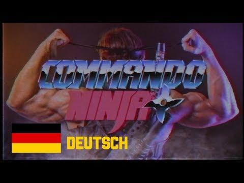 COMMANDO NINJA (Ganzer Film) Deutsch - by MECKI & Friends