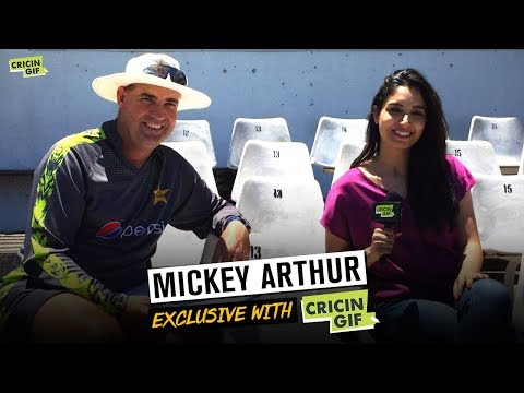 'I've got no doubt Sarfraz is the right leader' - Mickey Arthur - South Africa vs Pakistan (2019)