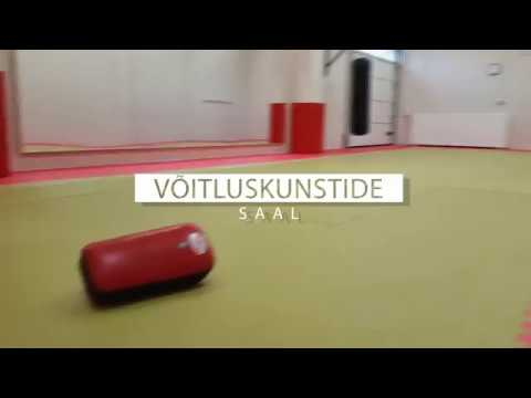 2543a743db1 Tabasalu spordikeskus - Võitluskunstide saal (0:17) - YouTube
