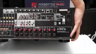 Обзор AV-ресивер Yamaha RX A1050
