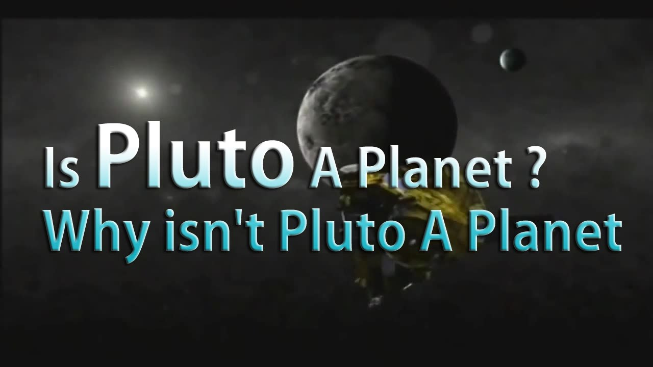 Is Pluto A Planet Why isnt Pluto A Planet Anymore