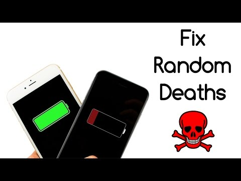 Fix iPhoneAndroid Randomly Dying at 30% Calibrate Your Battery