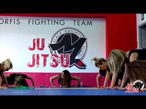 BK Fitness Team | Women In Action | Perama-Athens | Ju Jitsu Black Knights TV
