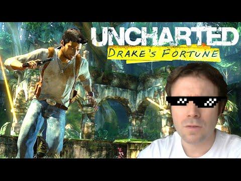 UNCHARTED 1: Análisis + Gameplay épico!