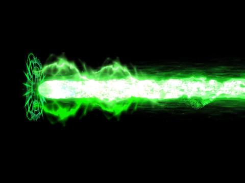 "Powers of ""Brilyante ng Tubig""- ""Hydro Energy Blast"" (Black l Green Screen) HD"
