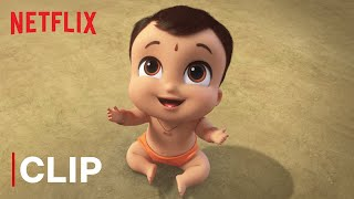 Download Bheem Helps Everyone In The Village   Mighty Little Bheem   Netflix India