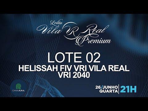 LOTE 02 (VRI 2040)