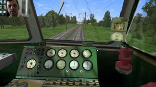 Стрим на карте Одесса  Microsoft Train Simulator+RTS #2