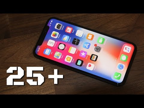 Thumbnail: 25+ Tips & Tricks for the iPhone X (That You Need to Know)