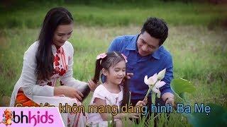 [Karaoke] Ba Mẹ Cho Con - Nhạc Thiếu Nhi