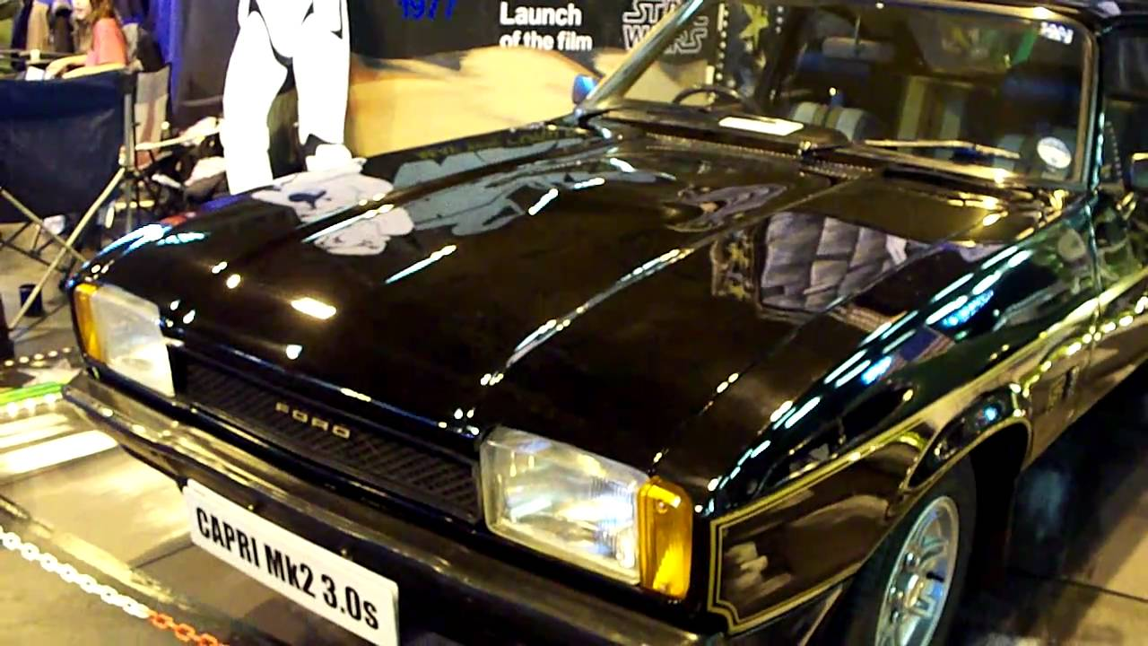 ford capri mk2 3 0 s youtube. Black Bedroom Furniture Sets. Home Design Ideas