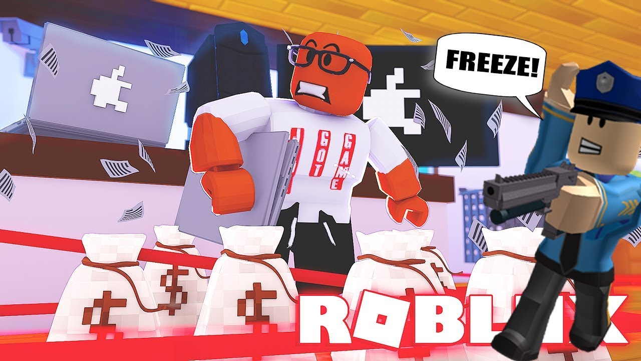 Robbing The Apple Store In Roblox Mad City Update -