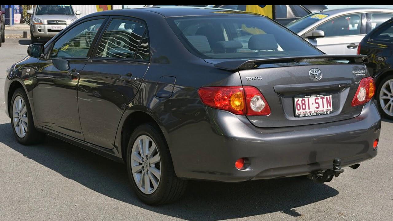 Kelebihan Kekurangan Toyota Corolla 2008 Perbandingan Harga