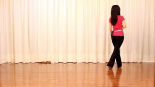 Woman Up - Line Dance (Dance & Teach in English & 中文)