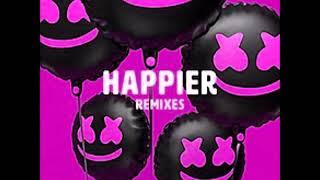 Marshmello - Happier(BLURZ Remix)