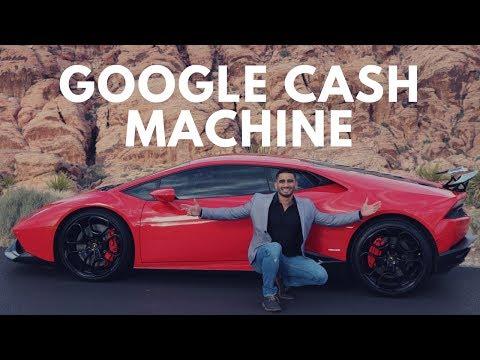 Google Cash Machine - Make $1 Million Using Shopify & Advertising With Google