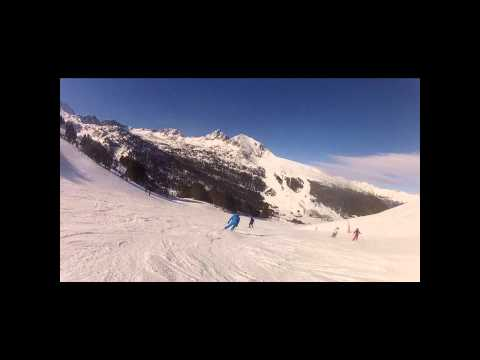Andorra ski trip Jan 2015 with ITTD