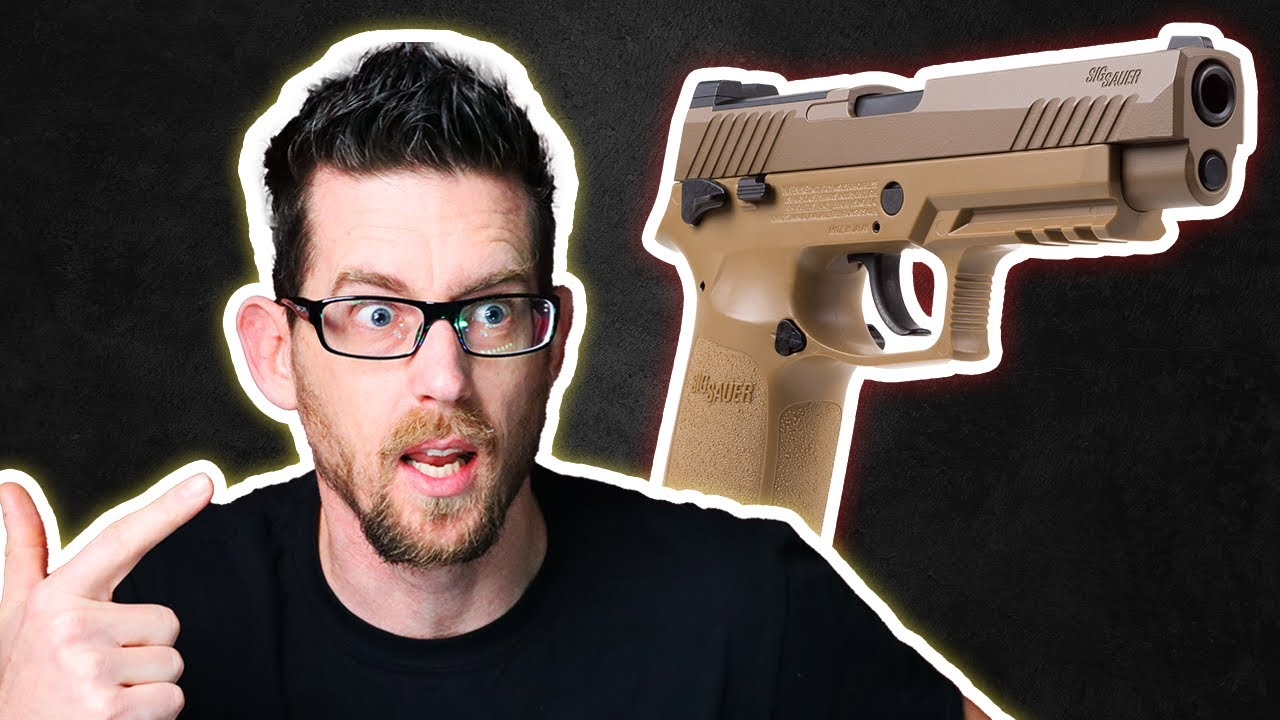 The SIG P320