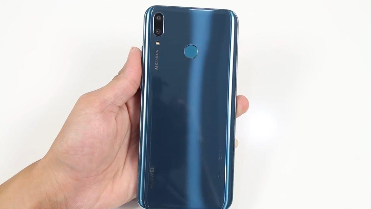 �ánh giá chi tiết Huawei Y9 2019 : 5 triệu nên mua điện thoại này?