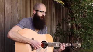 William Fitzsimmons - Beautiful Girl [Live Acoustic]