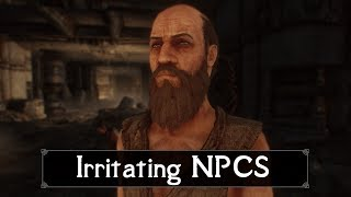 Skyrim: 5 More Irritating Characters You Shouldn't Spare in The Elder Scrolls 5: Skyrim