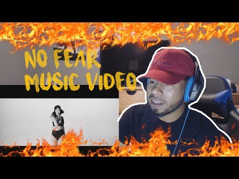 Lil Durk - No Fear (Official Music Video)REACTION!