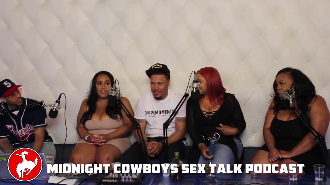Podcast midnight sex