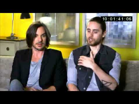 Thirty Seconds To Mars' Takeover on Vimeo