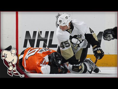 NHL: Game Misconducts [Part 2]