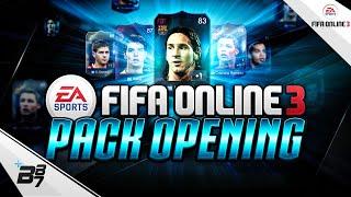 INSANE PACK OPENING! I GOT MAN UTD RONALDO 3 TIMES!! | FIFA ONLINE 3