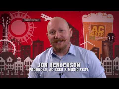 2017 Atlantic City Beer & Music Festival headliner announcement