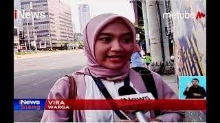 Kata Warga soal Bursa Menteri Milenial di Kabinet Jokowi - iNews Siang 09/07
