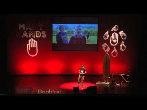 My Transgender Experience | FOX FISHER | TEDxBrighton